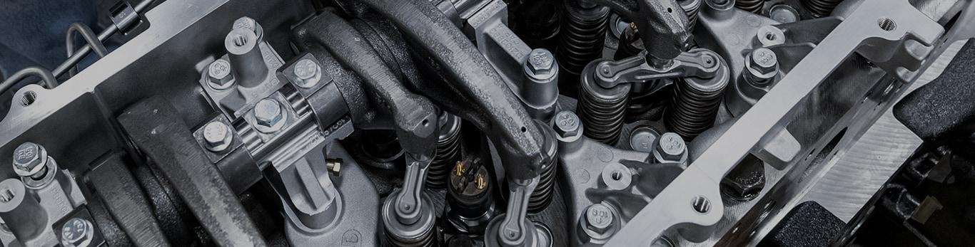 Motores e componentes de transmissão John Deere