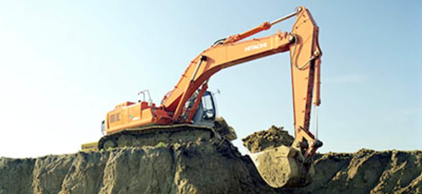 escavadeiras deere hitachi