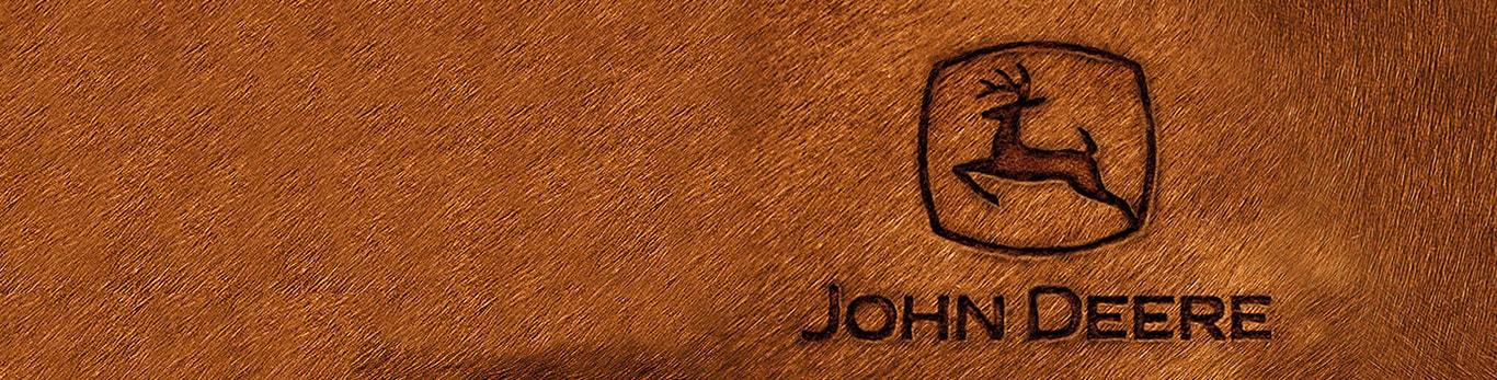 Soluções John Deere para pecuária