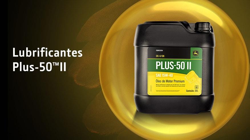 Lubrificante Plus-50™ II