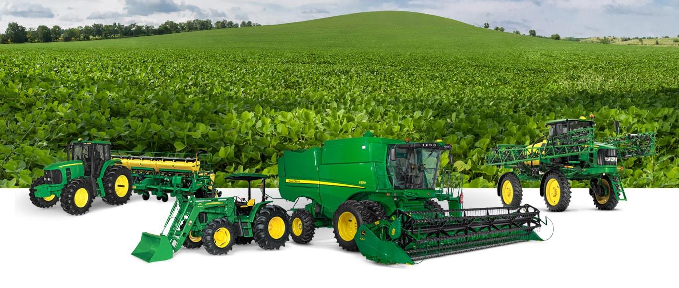 Máquinas e Implementos Agrícolas para Grãos