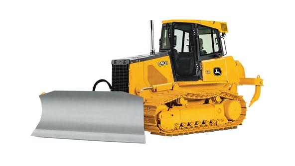 Trator de Esteira 850J