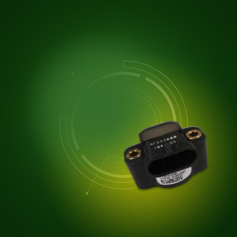 Sensor Inclinação Lateral do Alimentador