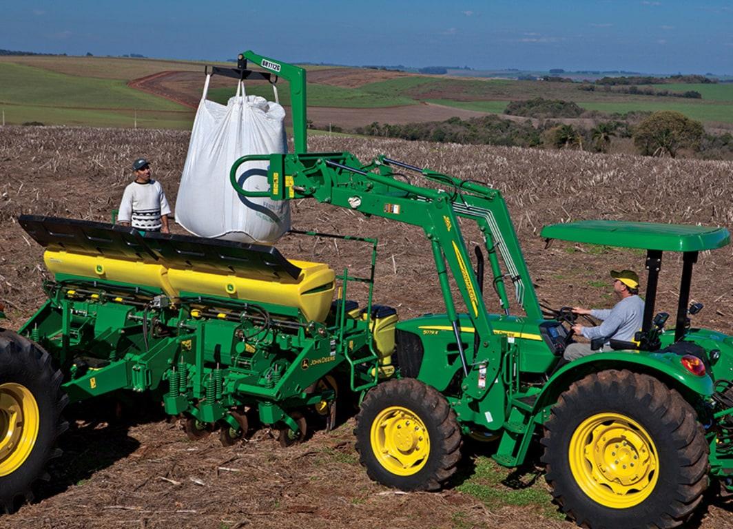 Imagem do Guincho Big-Bag BH1112G em campo.