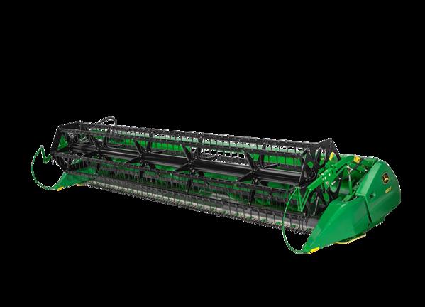 Imagem de estúdio Plataformas HydraFlex™ 600F.