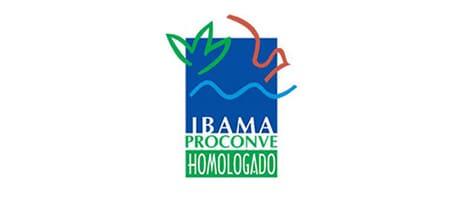 Selo IBAMA Proconve produto Homologado