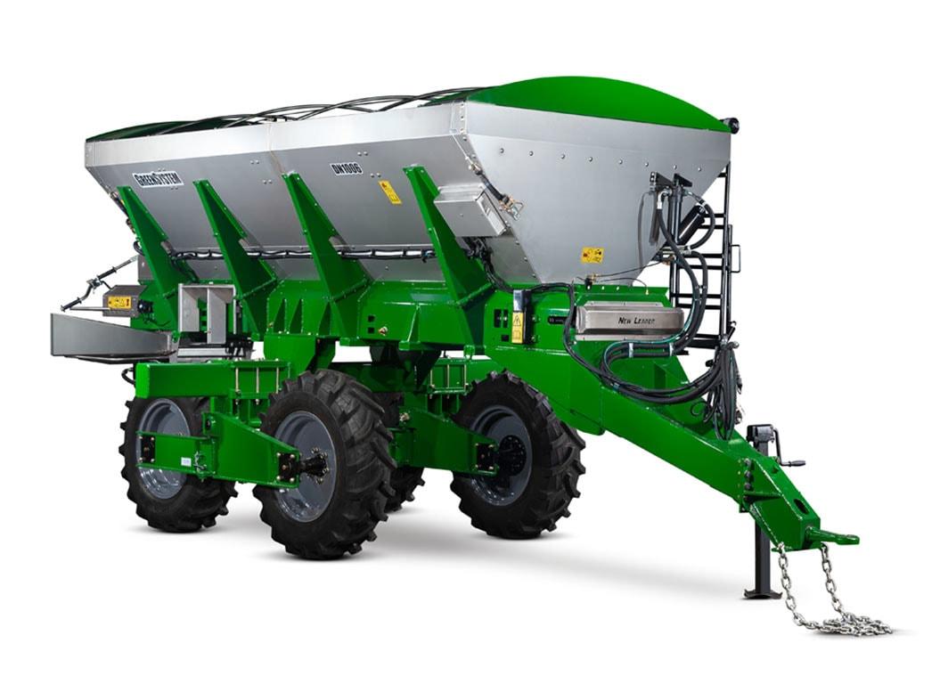 Imagem de estúdio Distribuidor de nutrientes GreenSystem™ DN1006.