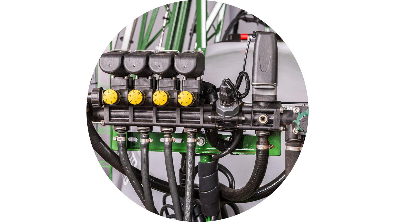 Bico de Pulverização do Pulverizador de Arrasto GreenSystem
