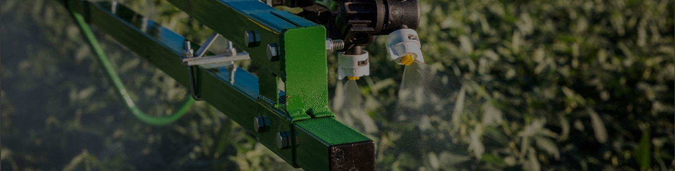 Pulverizador de Arrasto