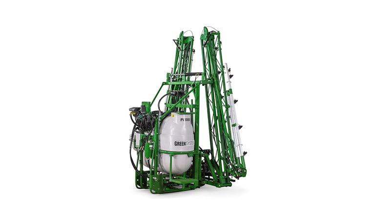 Pulverizador Montado PV1008