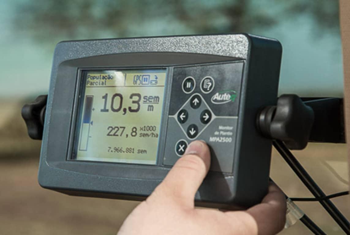 Monitor de Plantio MPA 2500.