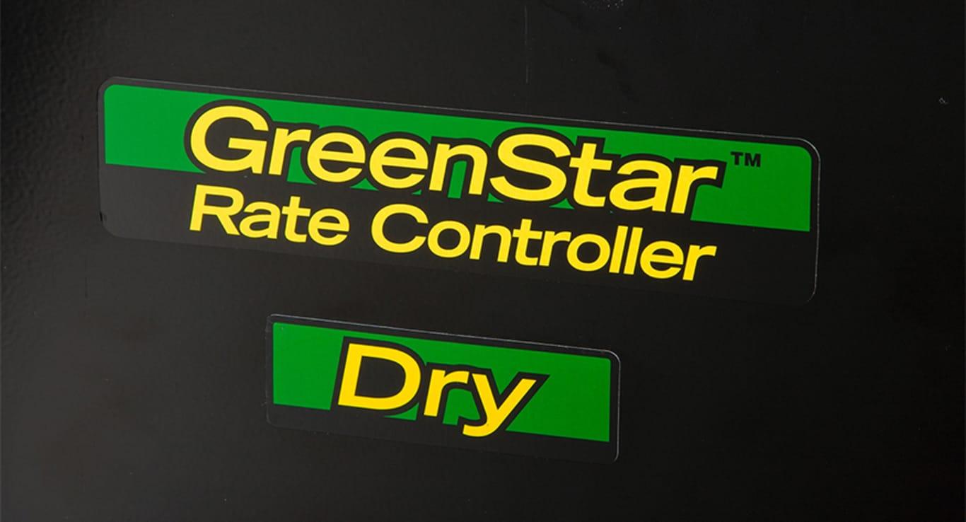 Taxa Variada para Sólidos GreenStar™.