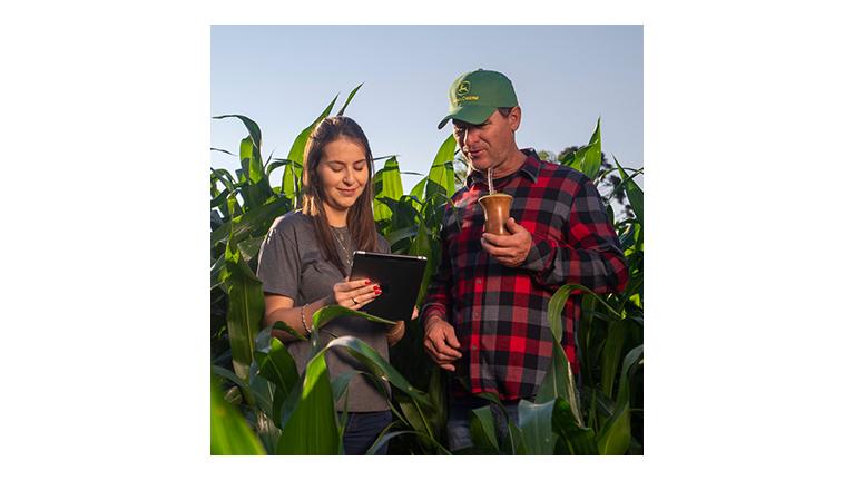 Tecnologia Intuitiva, Controle e gerenciamento com agricultura de precisão