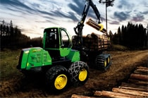 Forwarder 1110E