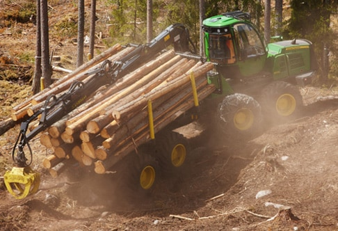 Forwarder 1510E